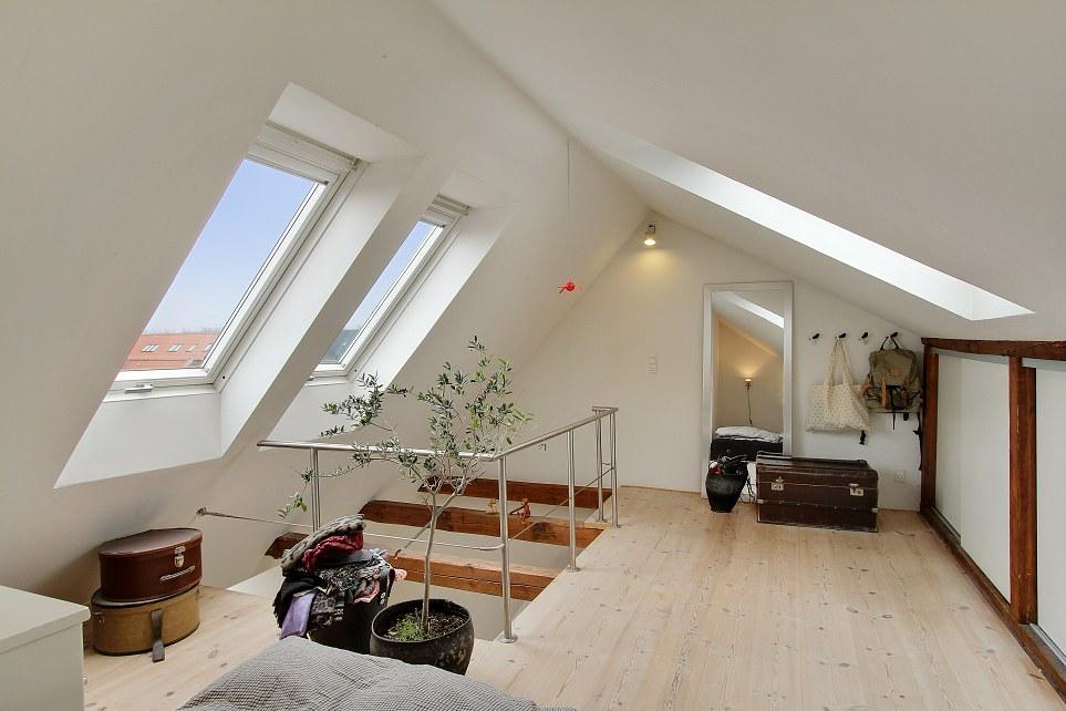 Un peque o y moderno d plex para dos blog decoraci n for Decoracion nordica pisos pequenos