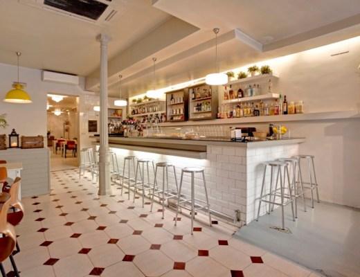 Estilo shabby chic delikatissen blog decoraci n estilo for Decoracion cafeterias modernas