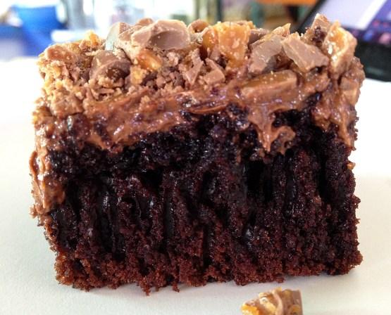 tartas faciles de chocolate tartas con crema de chocolate y crujiente postres rápidos postres fáciles postres delikatissen postres con crema de chocolate postres con chocolatinas bizcochos jugosos bizcocho facil cacao