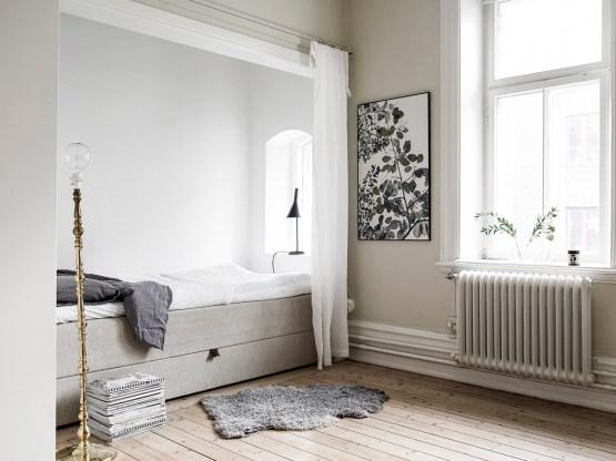 viviendas para una persona muebles de diseño estilo nórdico escandinavo decoración salones dormitorio decoración en tonos neutros decoración de dormitorios zona trabajo cocina grande comedor blog decoración y diseño de interiores blog decoración interiores nórdicos antes despues cocina