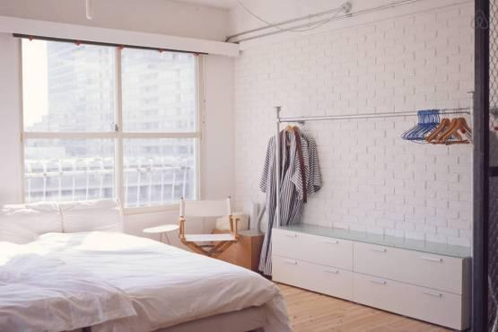 vacaciones japón interiores del mundo japón tokio estilo industrial diseño nórdico escandinavo decoración nórdica decoración de diseño industrial decoración apartamentos vacaciones blog decoración de interiores Airbnb tokio japon