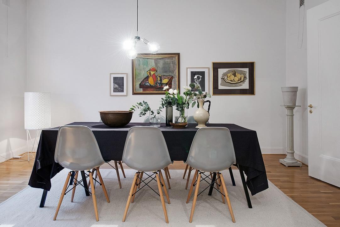 Sillas de dise o en cada habitaci n blog decoraci n estilo n rdico delikatissen - Disenador de interiores online ...