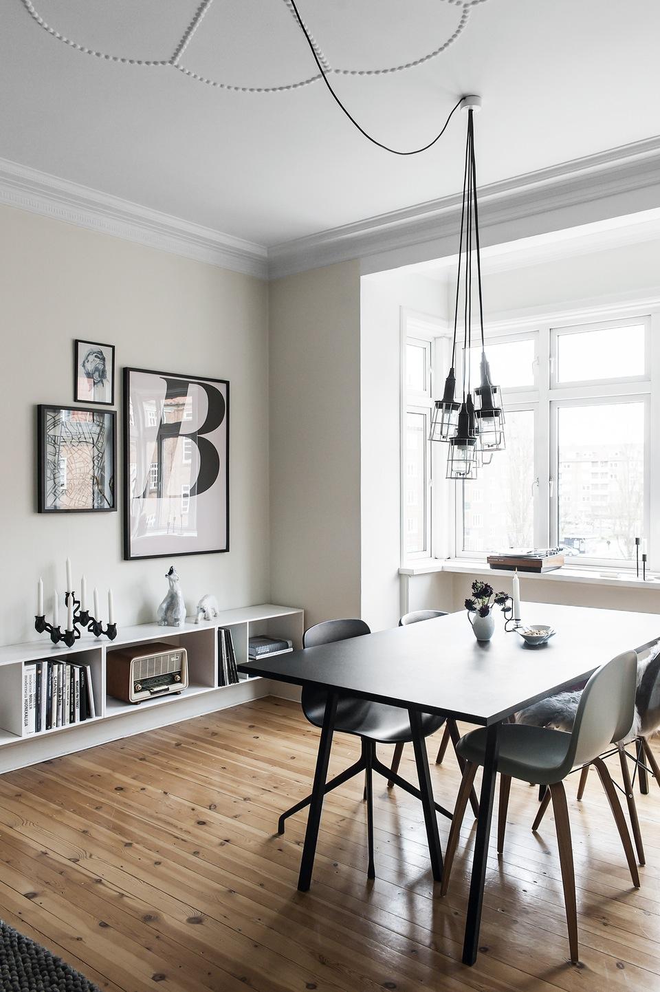 Estilo nordico escandinavia estilonordico estilo moderno - Decoracion salones minimalistas ...