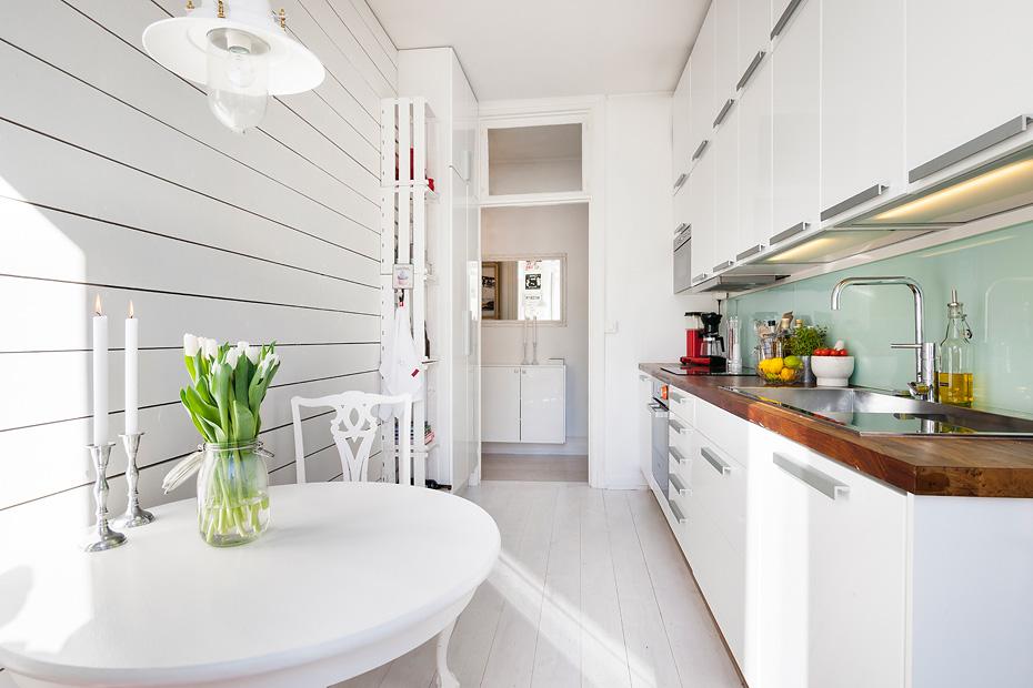 Inspiradora cocina n rdica blog decoraci n estilo for Cocina nordica canal cocina