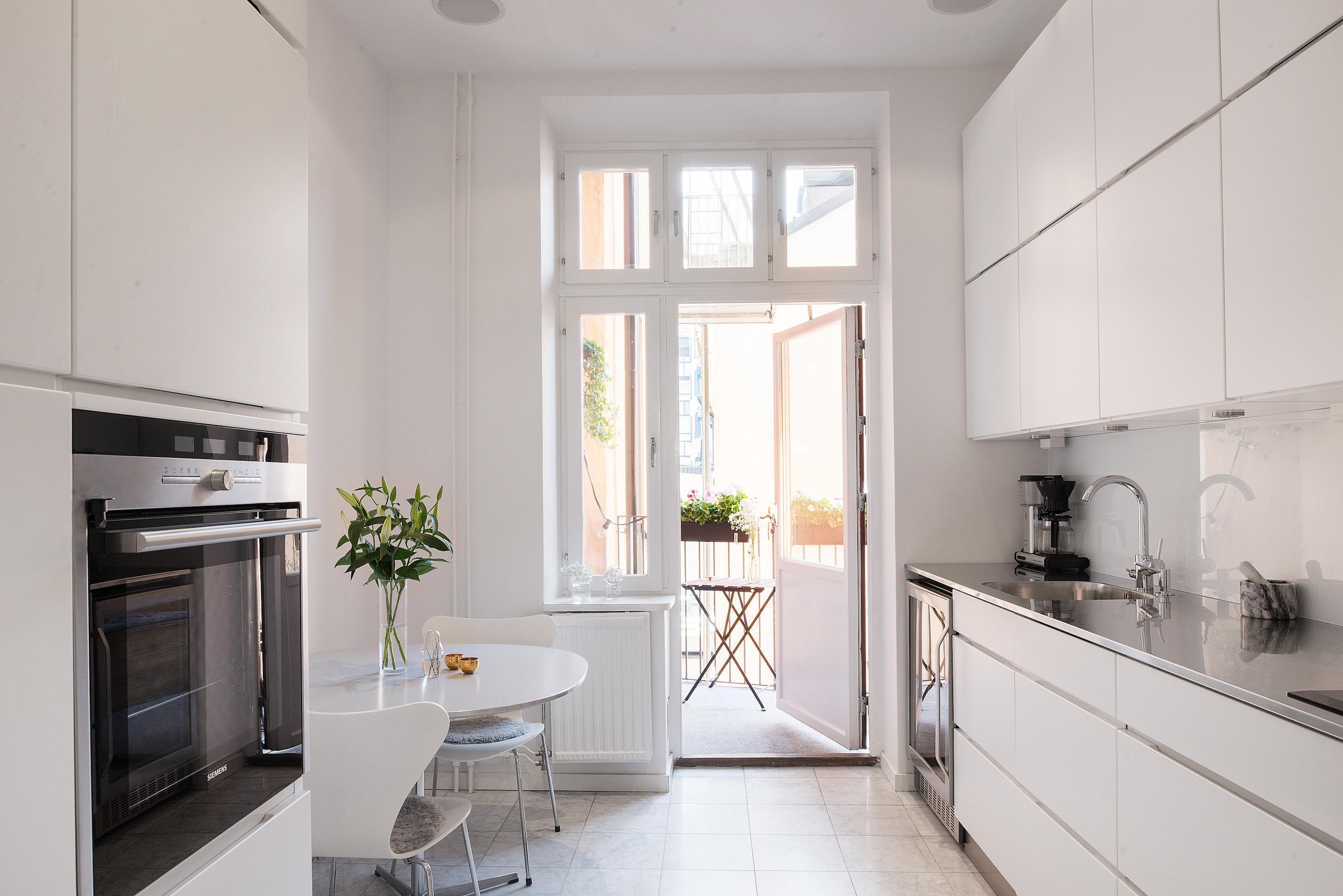 Piso elegante y moderno con elementos originales blog - Fotos pisos modernos ...