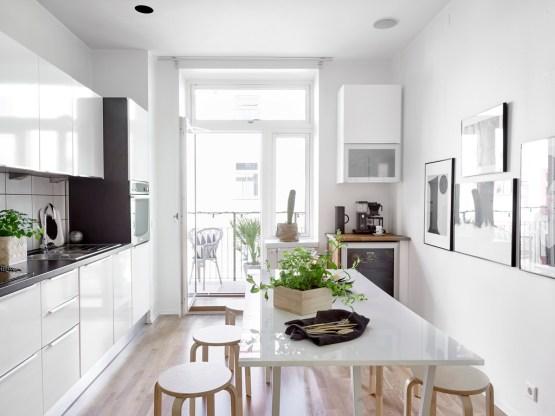 Interiores espacios peque os delikatissen blog - Blog decoracion interiores ...