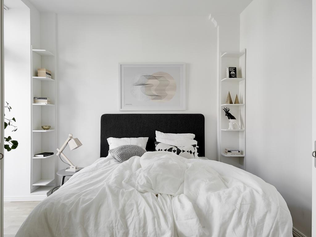 Peque o y amplio a la vez si es posible blog for Dormitorio estilo nordico blanco