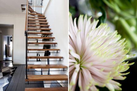 estilo contemporáneo escaleras en pisos nórdicos escaleras de caracol idea
