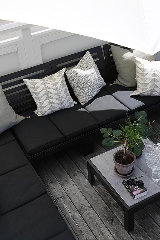 Inspiración para decorar terrazas y balcones