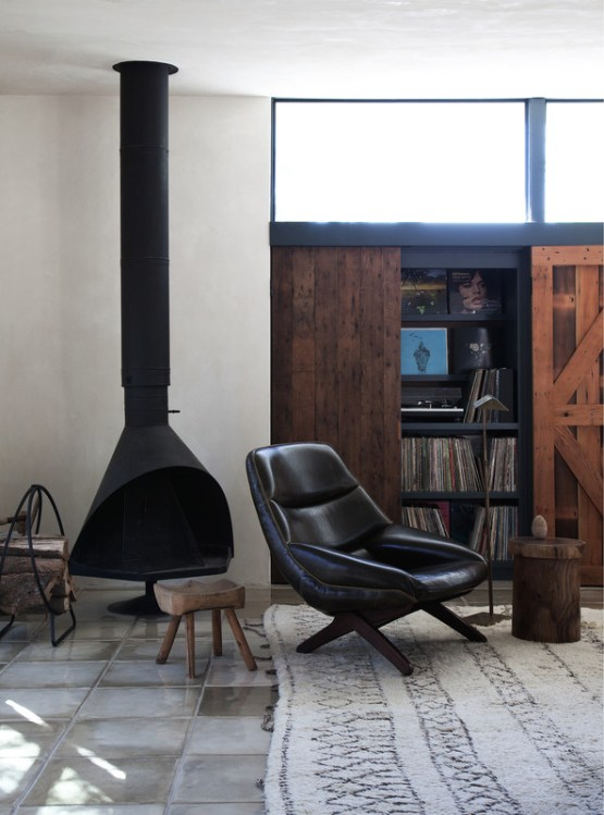 Muebles de diseño Mid century modern en Silverlake california matrimonio Eames Hans J. Wegner estilo nórdico estilo mid century modern case study houses blog decoración de interiores arquitectura estilo americano