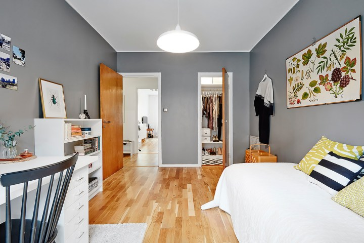 Habitaciones juveniles de estilo n rdico blog decoraci n for Habitaciones para universitarios