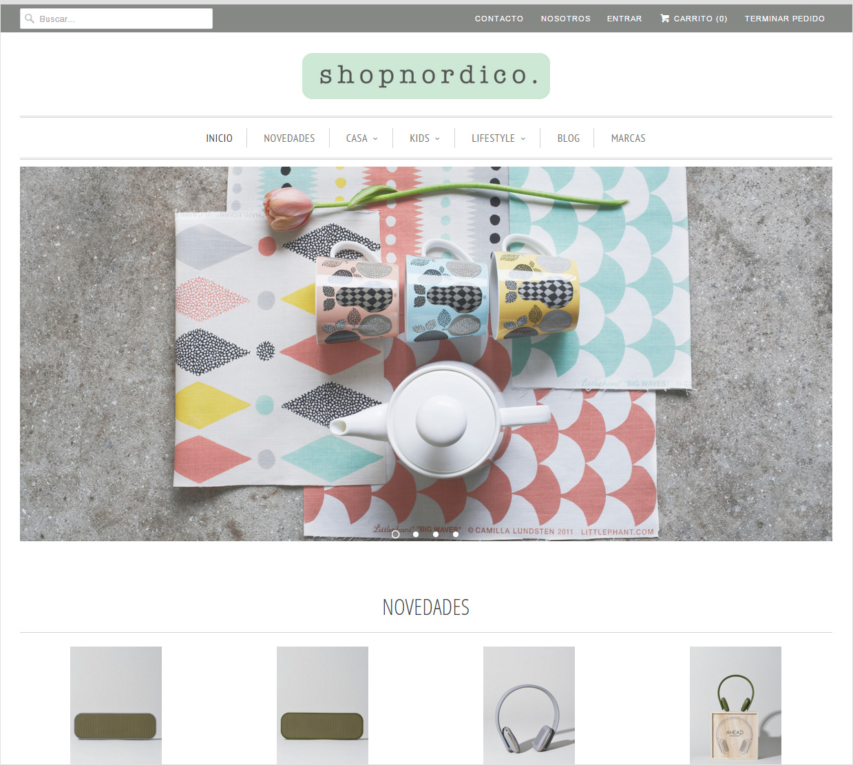 Chill decoraci n shopnordico la tienda online de for Webs decoracion online