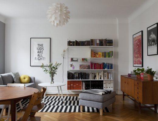 Vintage delikatissen blog decoraci n estilo n rdico for Diseno vintage interiores