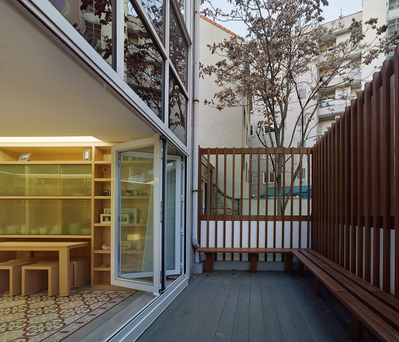 Reforma Baño Ourense:reformas galicia Reforma de piso con terraza en Ourense muebles mecano