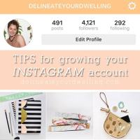 8 Tips for Growing your Instagram