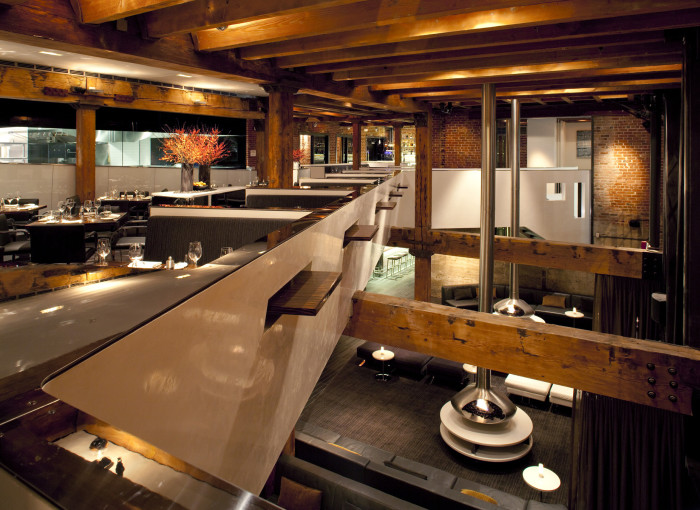 Off the Beaten Path at 25 Lusk in SoMa, San Francisco you'll find a Great Restaurant!