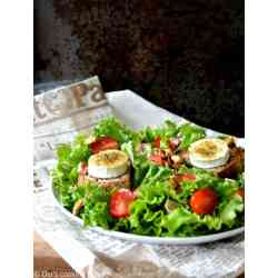 Small Crop Of Goat Cheese Salad