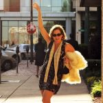 Magical Madge headed to the Blues Music Awards 2011 in Memphis. Photo by The Delta Bohemian
