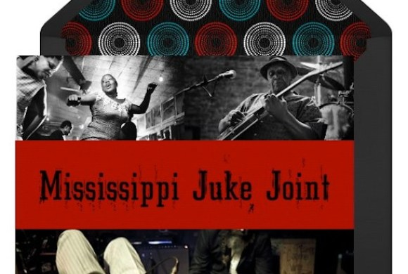 Laura Guthrie and the MDA host a MS Juke Joint Party at the National Arts Club in NYC.