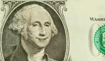 How to Make George Washington Smile on the Dollar