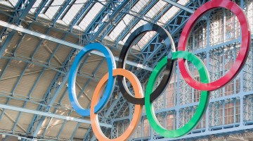 Smiles will be everywhere at the 2016 Summer Olympics!