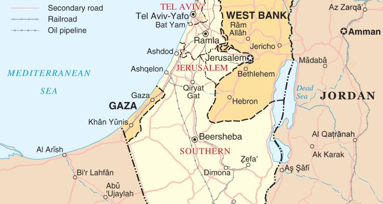 Israel_Map