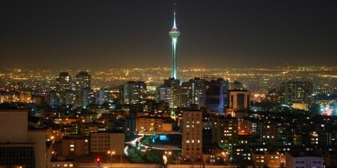 Tehran_Night