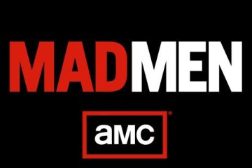 Mad Men AMC TV logo