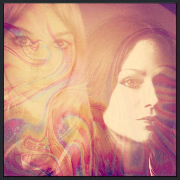 The Pierces, psychedelic pop