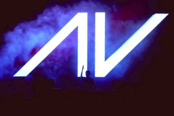 "Avicii ft. Aloe Blacc – ""Wake Me Up"""