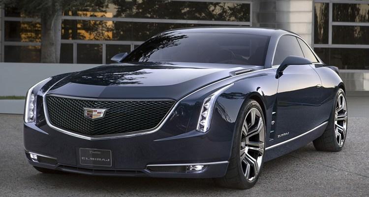 Cadillac's Elmiraj Coupe Concept