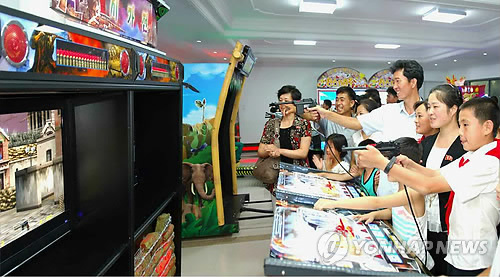 North_Korea_arcade