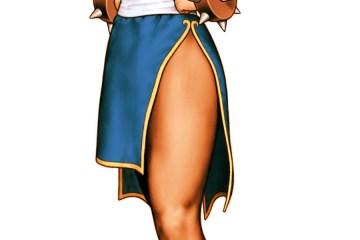Street Fighter's Chun Li is Jealous of Everyone!