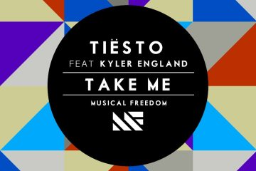 Tiesto ft. Kyler England - Take Me (Hazem Beltagui Melo Edit)