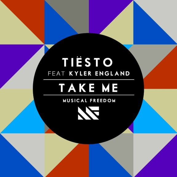 Tiesto ft. Kyler England - Take Me (Hazem Beltagui Melo Edit)