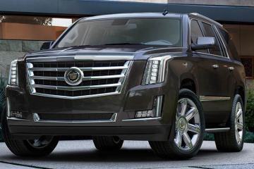 2015 Cadillac Escalade 7