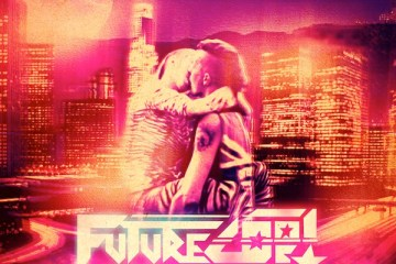 Futurecop! feat. Kristine - Superheroes