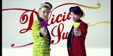 Toheart (WooHyun & Key) - Delicious Music Video
