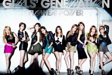 Girls' Generation 少女時代 - Flower Power Music Video