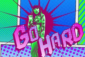 Kreayshawn - Go Hard (La.La.La)