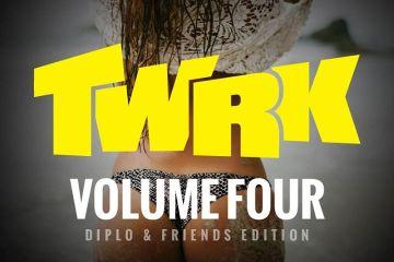 TWRK, Volume Four (Diplo & Friends Edition)