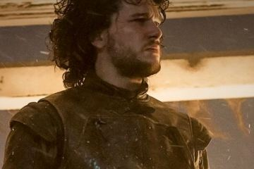 Jon Snow - The Watchers on the Wall