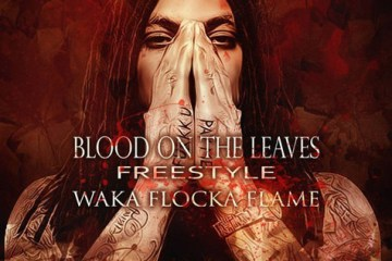 Waka Flocka Flame - Blood On The Leaves