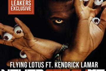 Flying Lotus - Never Catch Me ft. Kendrick Lamar