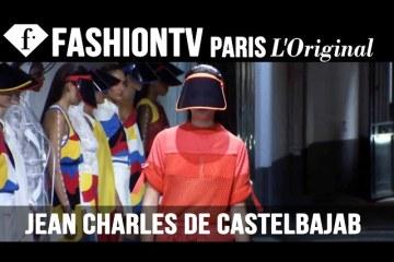 Jean Charles De Castelbajac Spring Summer 2015 Paris