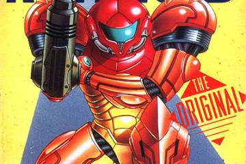 Metroid 1992 re-release