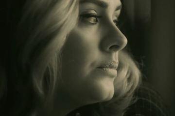 Adele - music video