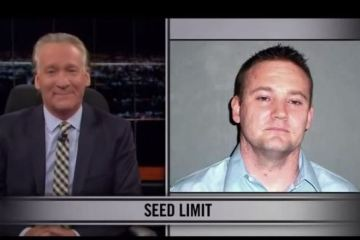Bill Maher New Rules of 2013