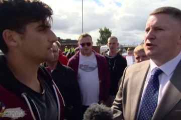 Britain First The UK's Far Right Political Party