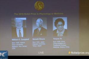 Tu Youyou Nobel Peace Prize